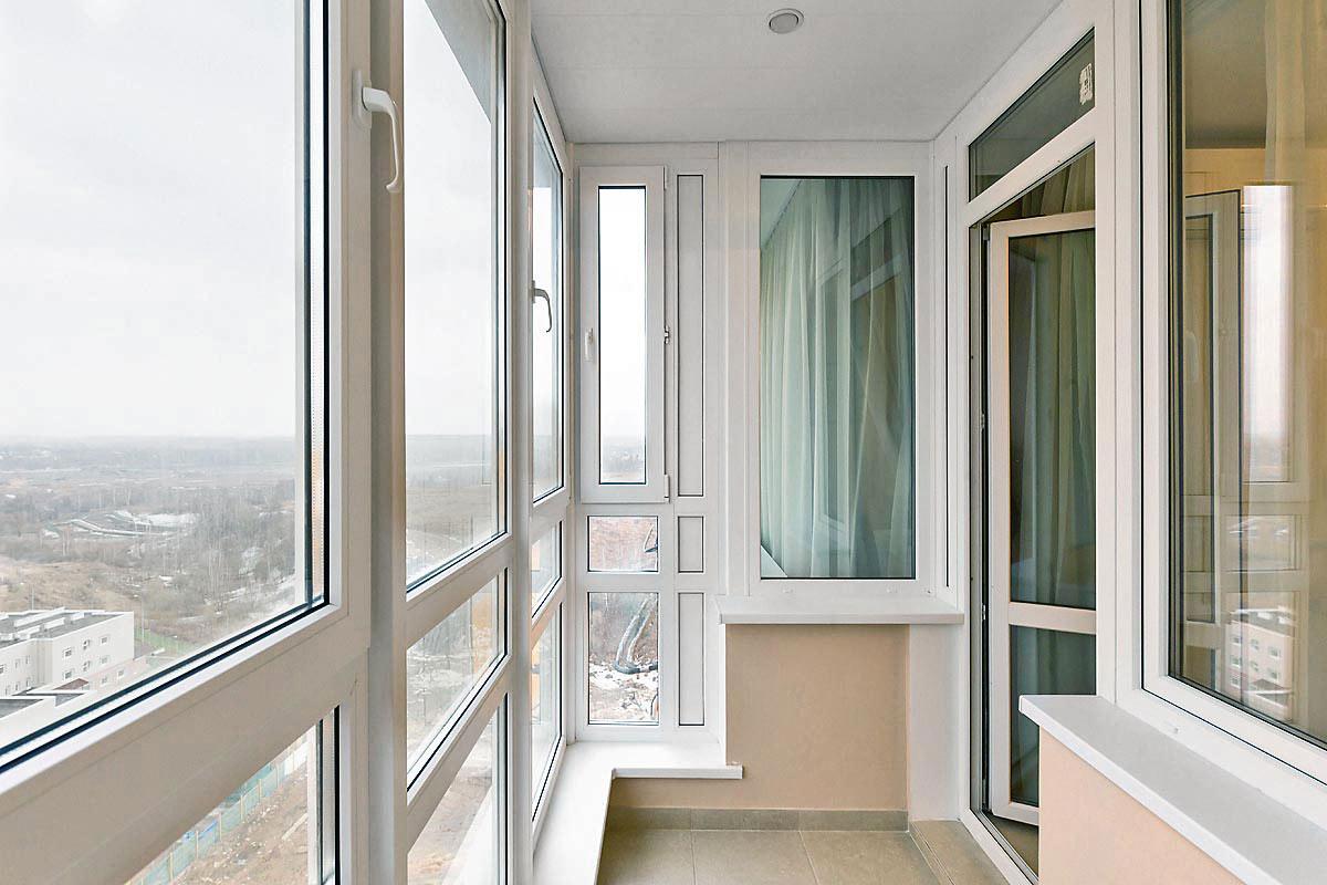 еще остекление балконов с отделкой картинки городов, курортов
